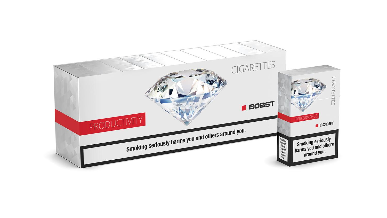Производство упаковки для табачных изделий табака для кальяна оптом купить
