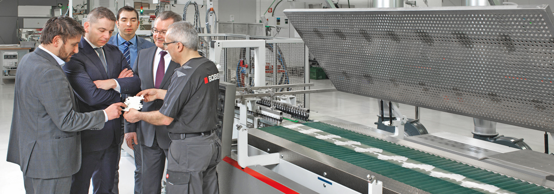 BOBST Leading Supplier Of Equipment And Services To Packaging