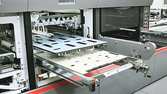 Automatic In Line Waste Stripping
