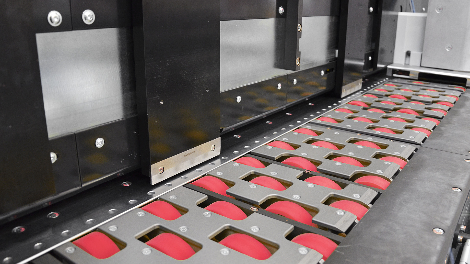 Color printing bobst - Feeding Systems