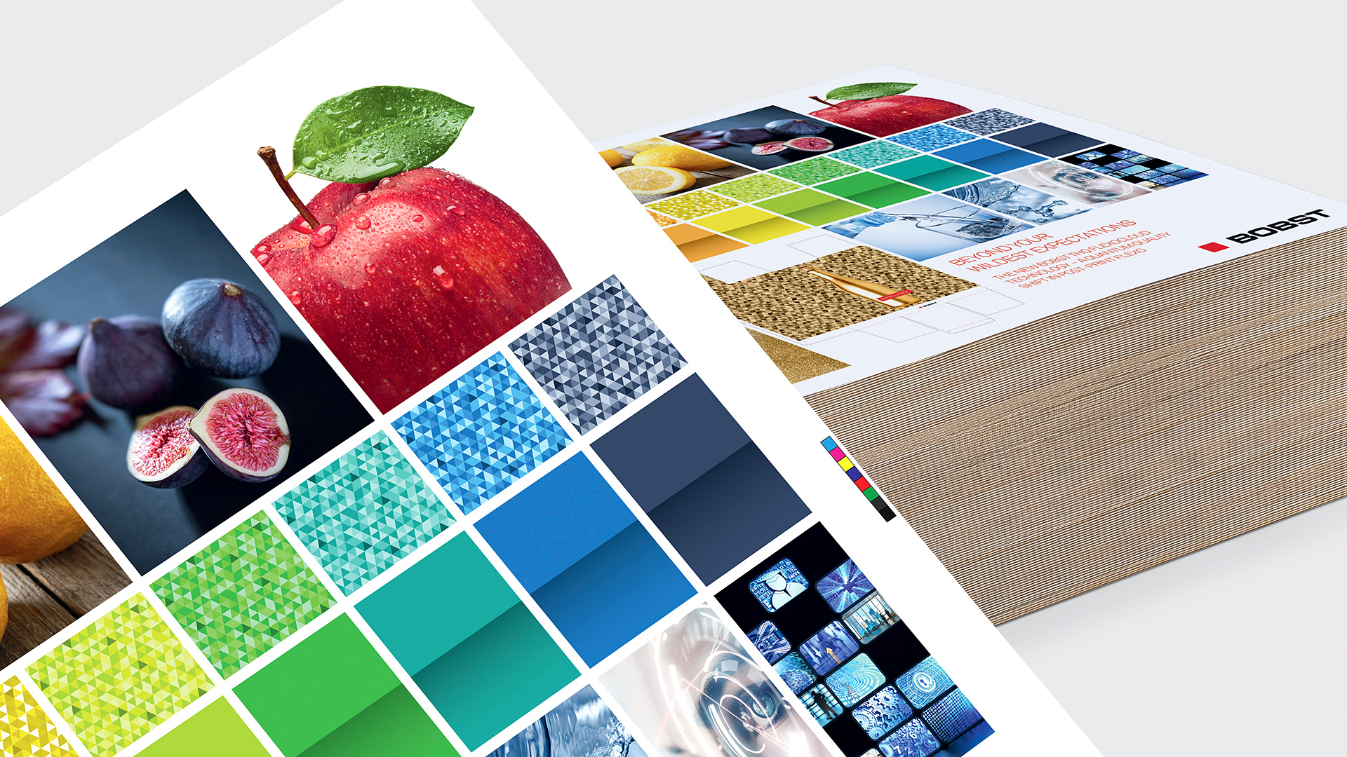 Color printing bobst - 100 Match Of Printing With Ready To Print